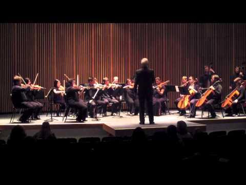 W.A. Mozart Symphony No. 29 in A Major—MU Chamber Soloists HD