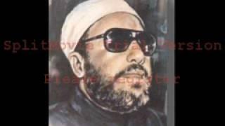 Abdelhamid Kishk division de la lune patie-2/8 انشقاق القمر الجزء