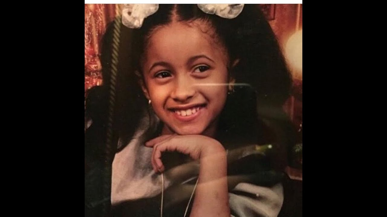 Cardi B Before Fame: CARDI B- Before She Became Famous