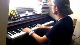 Deadmau5 - Strobe (Silvio piano cover)