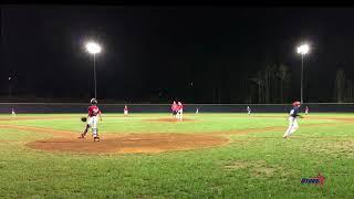 2018-10-17 Ethan Pitching vs Stars Baseball (Ludington)