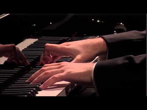 Stanislav Khristenko Performing Bach, Brahms, Beethoven, Chopin, Montsalvatge (CIPC 2013)