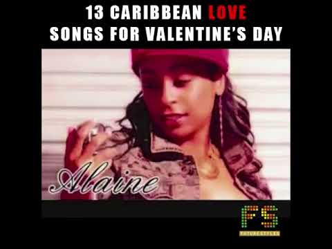 13 Caribbean Love Songs For Valentine's Day ❤️