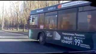 Тольятти. Реклама на автобусах.(, 2014-09-05T10:05:07.000Z)