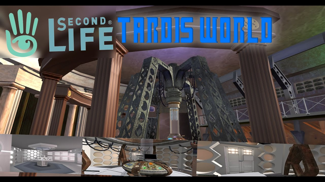 Second life marketplace war doctor tardis hands of omega (hoo.