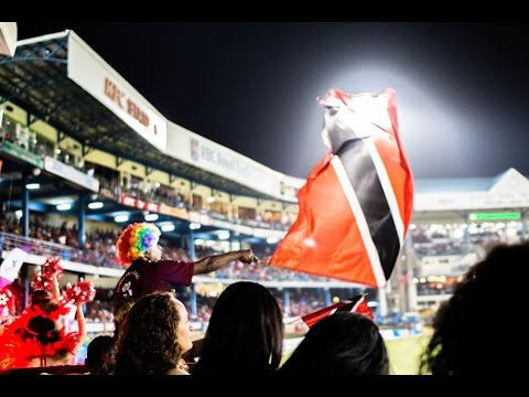 TriniPosse: The ULTIMATE Party Stand in CPL t20 2015