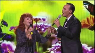 """LRT """"Auksinis balsas-3"""": A. Zakarauskas ir N. Paltinienė - Tu ateik į pasimatymą"""