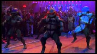 Teenage Mutant Ninja Turtles Music Video 2