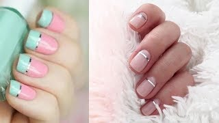 Easy Nail Art Designs For Short Nails For Beginners #5