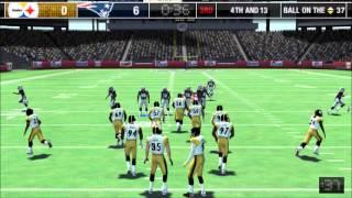 Madden NFL 08 PSP Gameplay HD