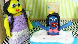 Baby Video Stop Motion - Baby Bedtime Compilation - Cute Cartoons For Kids