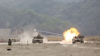 US and Philippine Armed Forces Live Fire Exercise 2014