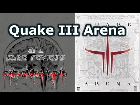 Exploring The Id: id Software History - Quake III Arena PC Game Review (p13)