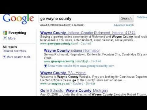 Go Wayne County!