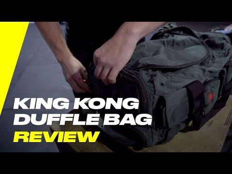 King Kong Duffle Bag Review