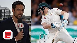 People booing Steve Smith after he was hit are not cricket fans – Mitchell Johnson  | 2019 Ashes