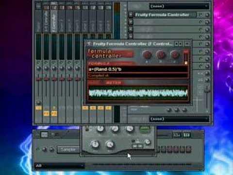FL Studio Tutorial: Formula Controller