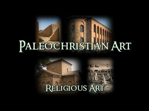 Paleochristian Art - 5 Religious Art