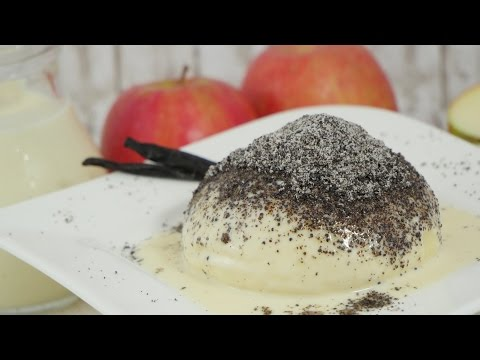 Germknödel mit Bratapfelfüllung & Vanillesoße | GEWINNSPIEL | MEDION MD 16361 Küchenmaschine