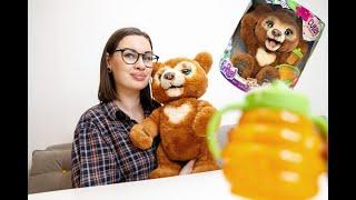 "Обзор интерактивной мягкой игрушки RurReal Friends ""Русский Мишка"" от Hasbro (E4591121)"