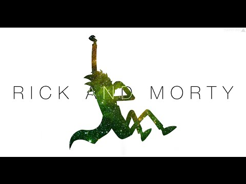 Rick and Morty  This Is What It Feels Like AMV