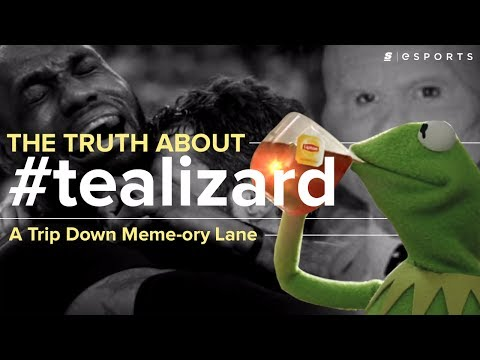 The Truth About #TeaLizard [A Trip Down Meme-ory Lane]