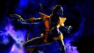 Superhero Origins: Nightcrawler