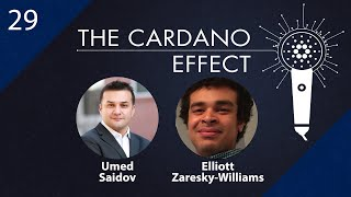 The Value of Cardano with Umed Saidov and Elliott Zaresky-Williams | TCE 29