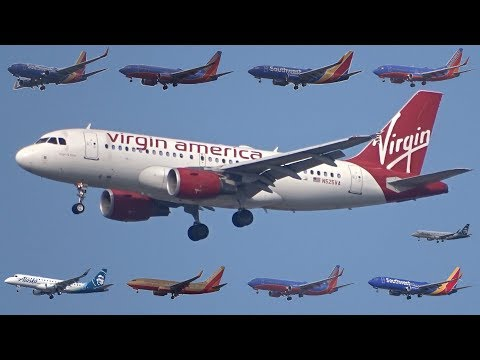 50TH SPOTTING VIDEO | Planespotting at Dallas Love Field International Airport!