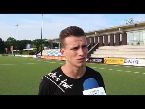 VV Hoogeveen TV – interview Eduard Kobes