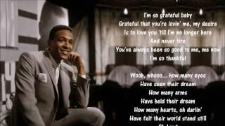 Marvin Gaye *☆* If I Should Die Tonight *☆* Lyrics
