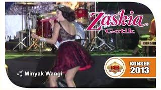 Video Zaskia Gotik - Minyak Wangi  (Live Konser Purbalingga 6 Desember 2013) download MP3, 3GP, MP4, WEBM, AVI, FLV Oktober 2017
