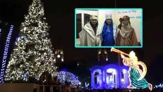 Brillante Navidad en Matamoros, Tamaulipas