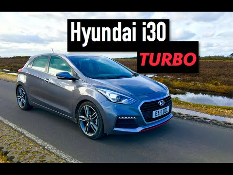2016 Hyundai i30 Turbo Review Inside Lane