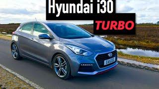 2016 Hyundai i30 Turbo Review Inside Lane