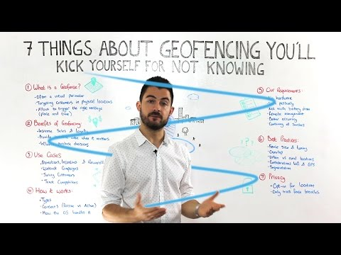 Geofencing: 7 Things You'll Kick Yourself for not Knowing | Pulsate Academy™