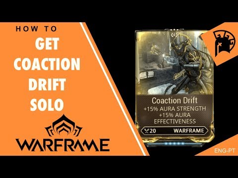 How To get Coaction Drift Solo
