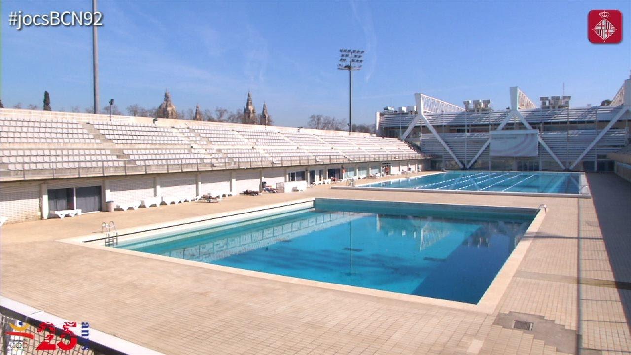 les piscines picornell 25 anys despr s youtube