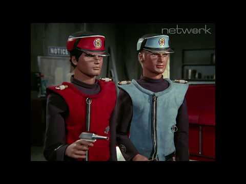 Classic Captain Scarlet is coming in High Definition! Blu-ray Volume 1 Trailer