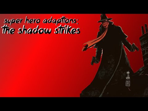 Comics To Movies: The Shadow Strikes (1937)