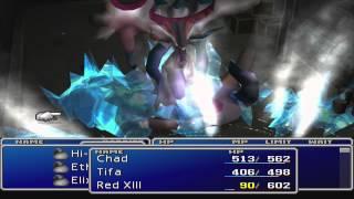 Final Fantasy 7 Playthrough Part 21 - Cargo Ship