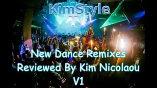 Various Artists Remixes Aug-2020 V-01 – Reviewed By Kim Nicolaou