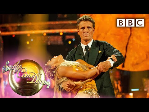 James and Luba Tango to 'Gold' | Week 1 - BBC Strictly 2019