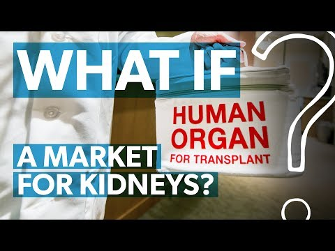 What if you could legally sell your kidney? | WHAT IF? - YouTube