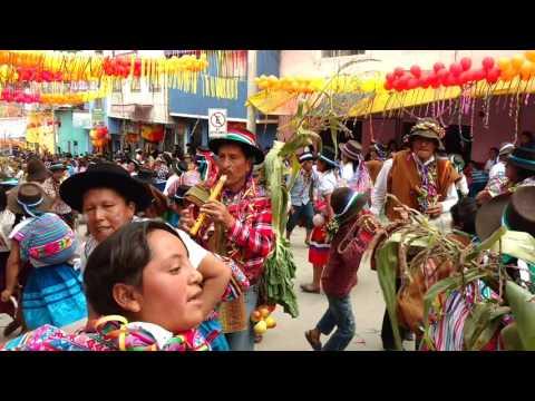 Pukllay 2017 los Inkatos de pacucha Andahuaylas
