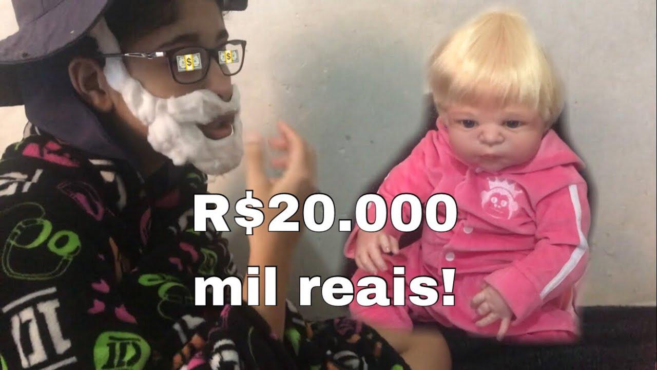 Download O VELHO DO SACO SEQUESTROU MINHA BEBÊ REBORN SOPHIE! (PT.2) - GABI REBORN