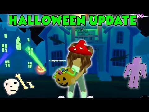 Meep City New Halloween Update!