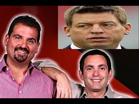 Troy Aikman Hangs Up on Dan LeBatard Show