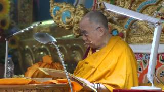 Tibetan Language: Day 8am - 18 Great Stages of the Path (Lam Rim) Commentaries