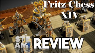 Fritz Chess XIV - LIVE Review - Steam
